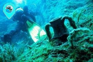 Likya'nın berrak sularında gizemli dalış keyfi